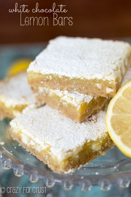 White Chocolate Lemon Bars (11 of 11)w