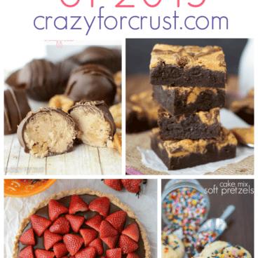 15 favorite recipe of 2013 collage