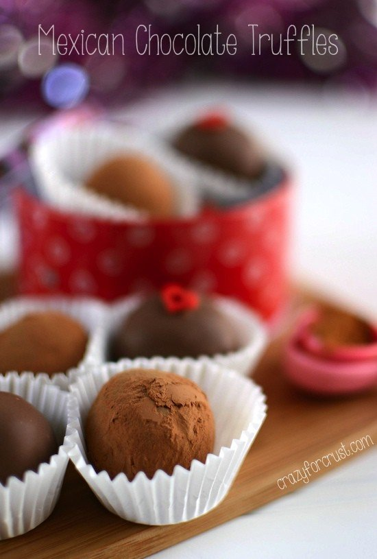 Mexican Chocolate Truffles 1