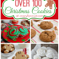Over 100 Christmas Cookies