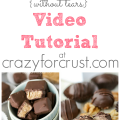 How To Dip Candy and Truffles Video Tutorial