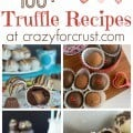 Over 100 Truffle Recipes perfect for any holiday