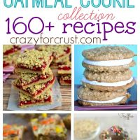 160 Oatmeal Cookie Recipes