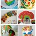 Rainbow collagew