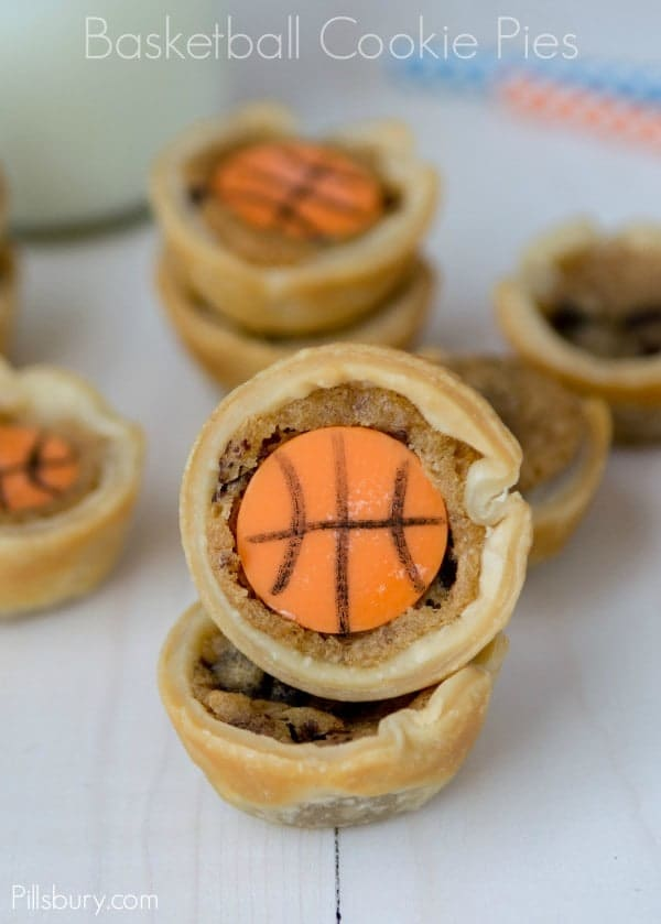 Suggested Crop Basketball Peanut Butter Cookie Pies (1 of 1)w