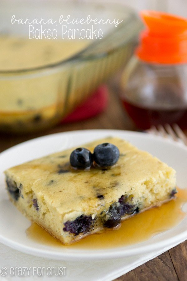 Blueberry Banana Baked pancake (4 of 4)w