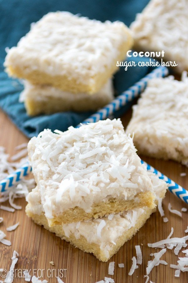 Coconut Sugar Cookie Bars (1 of 5)w
