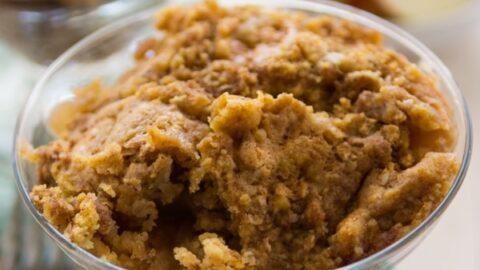 Crockpot Apple Dump Cake Crazy For Crust