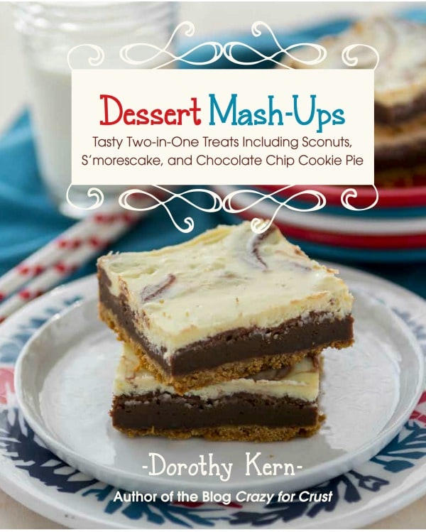 Dessert Mash Up Book Front Cover
