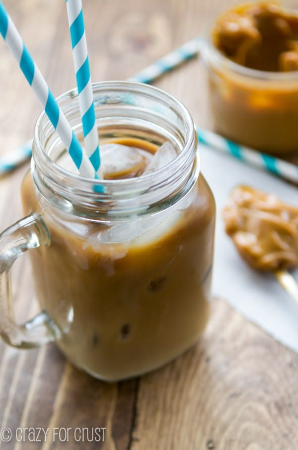 Dulce de Leche Coffee Creamer