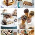 Ice Cream Desserts w