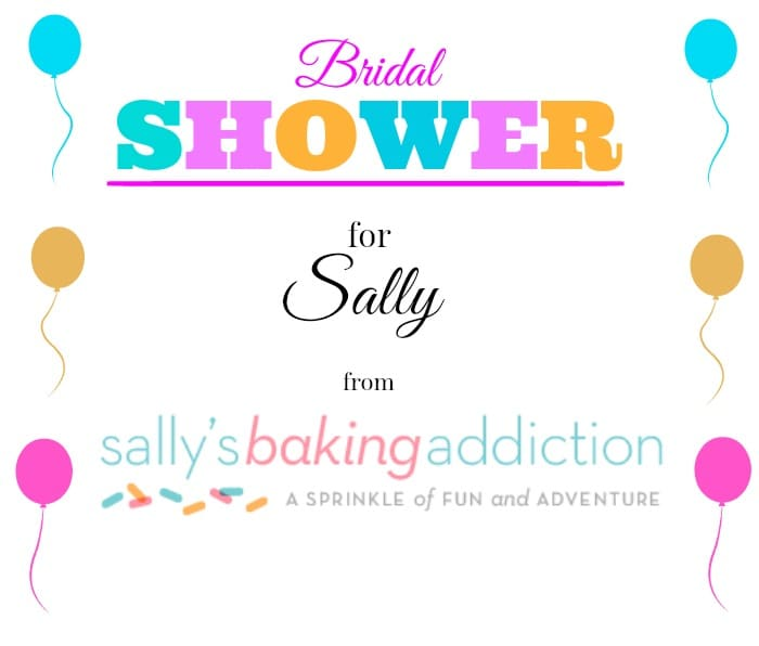 Sally's Shower Logo