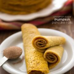 Cinnamon Sugar Pumpkin Pancake Rolls (4 of 7)w
