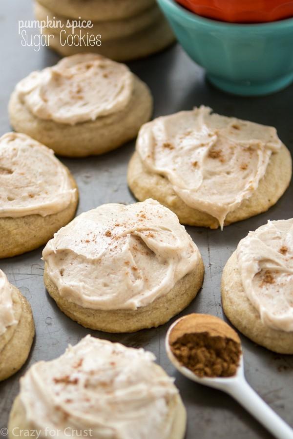 Pumpkin Spice Sugar Cookies (2 of 12)w