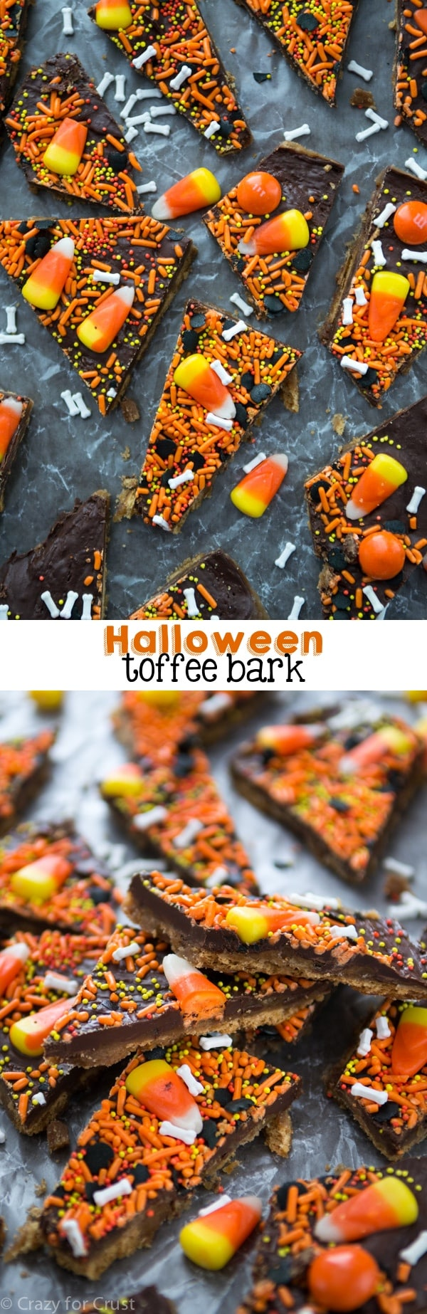 how to make toffee decorations