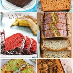Over 100 Quick Bread Recipes