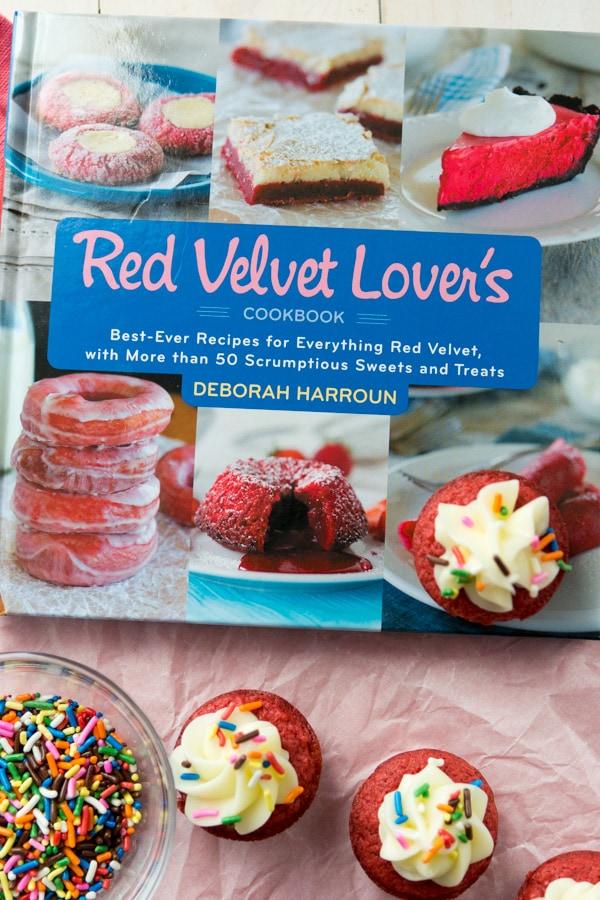 he Red Velvet Lover's Cookbook