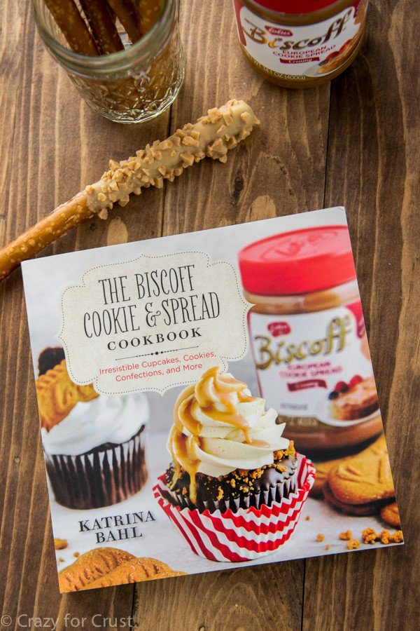 The Biscoff Cookie & Spread Cookbook by Katrina Bahl
