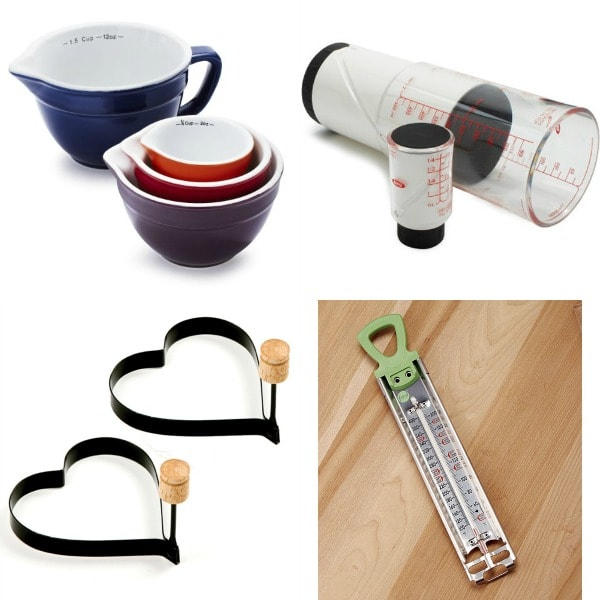 kitchen gadget junkie that s for sure but there are a few
