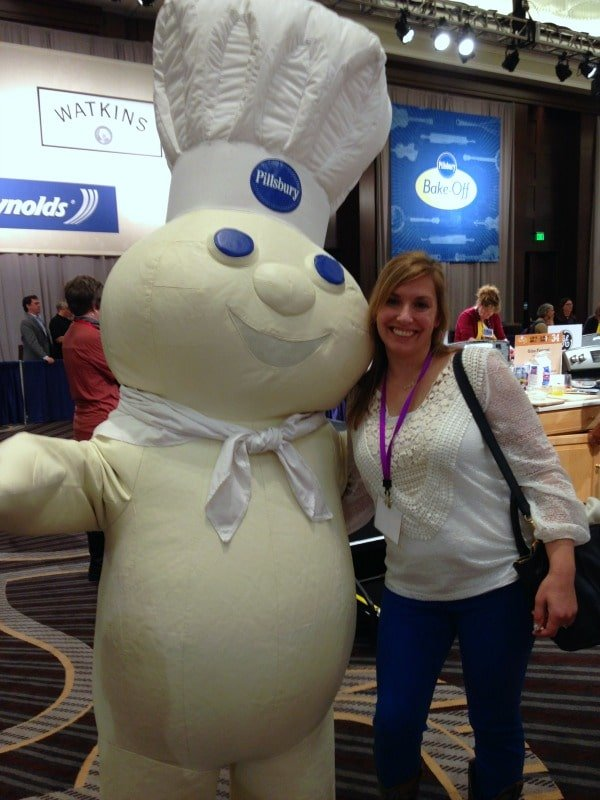Me and the Doughboy