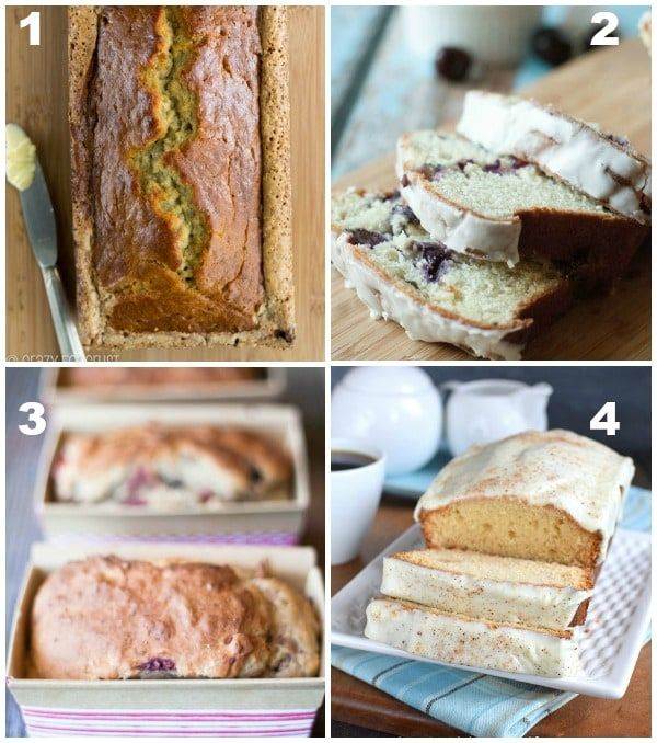 Homemade Holiday Gift Ideas: Breads