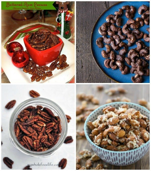 Homemade Holiday Gift Ideas: Nuts