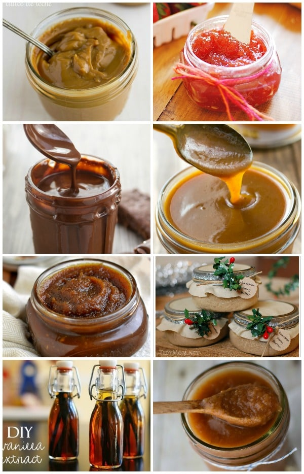 Homemade Holiday Gift Ideas: Sauces