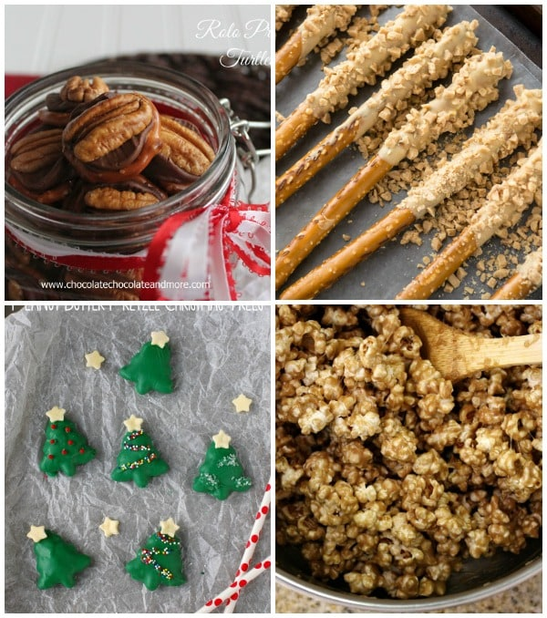 Homemade Holiday Gift Ideas: More Snacks