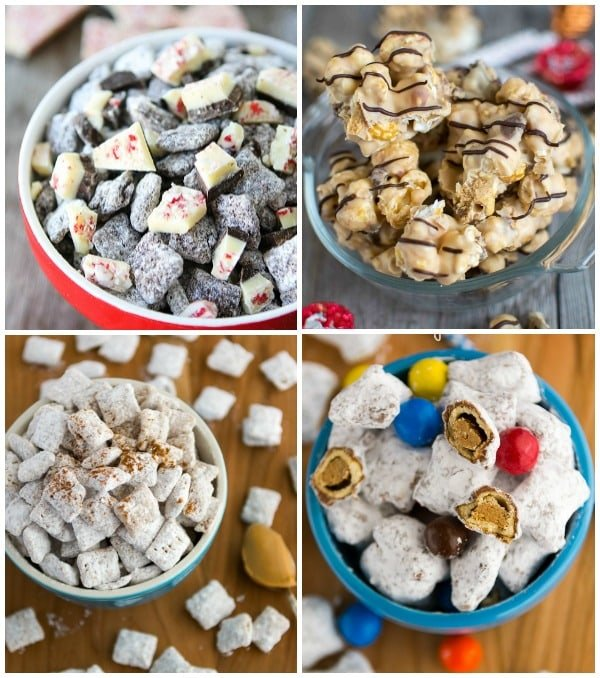 Homemade Holiday Gift Ideas: Snacks