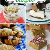 Over 50 Gingerbread Recipes from my blog and friends around the web.