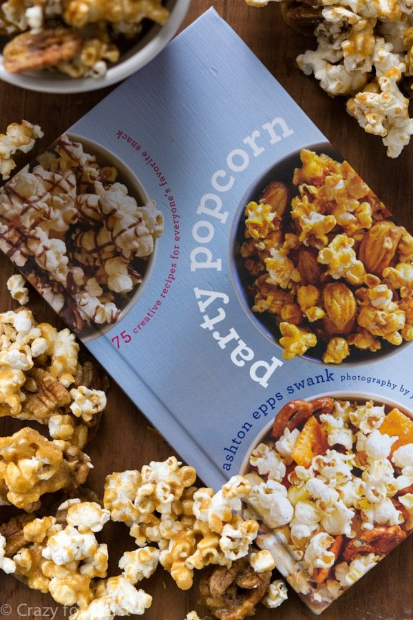Party Popcorn by Ashton Swank