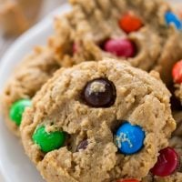 Gluten Free Monster Cookies (2 of 7)w