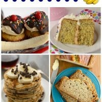 Recipes for overripe bananas