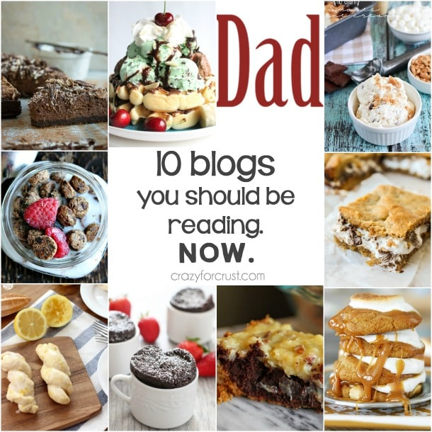 10 blogs you should be reading