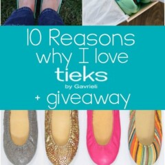 10 Reasons Why I Love Tieks