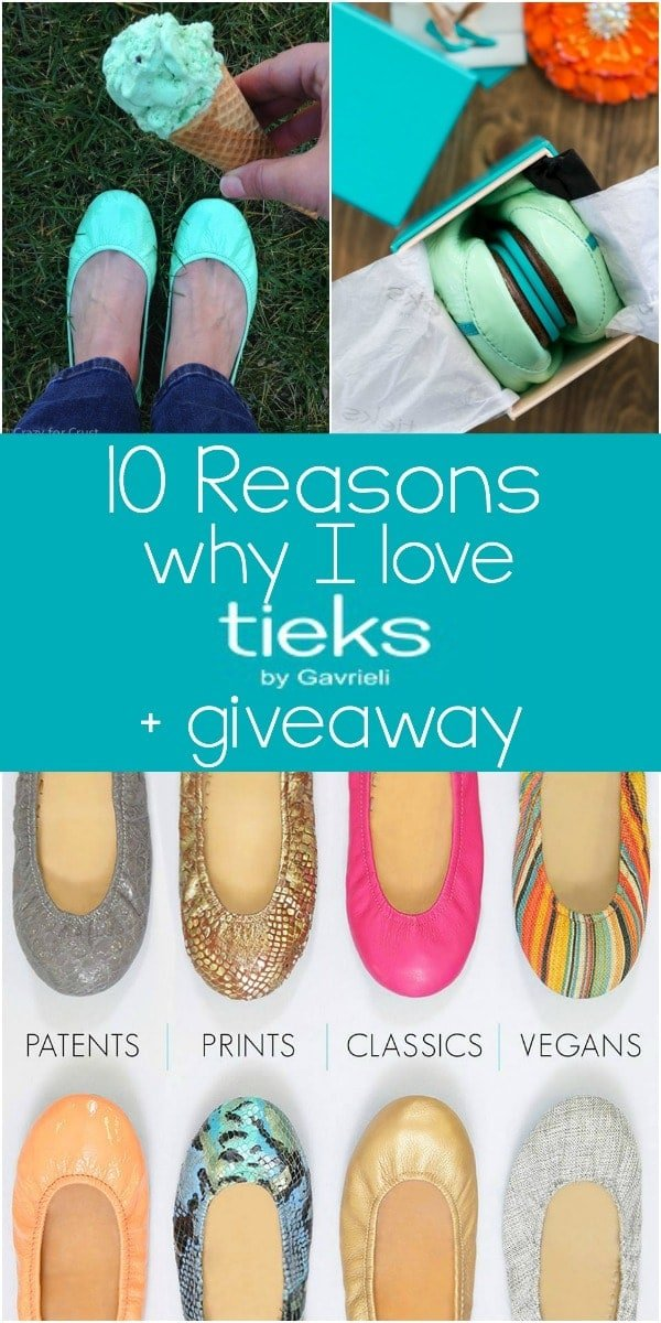 10 Reasons Why I Love Tieks