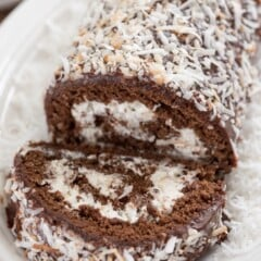 Chocolate Coconut Cake Roll (6 of 9)w