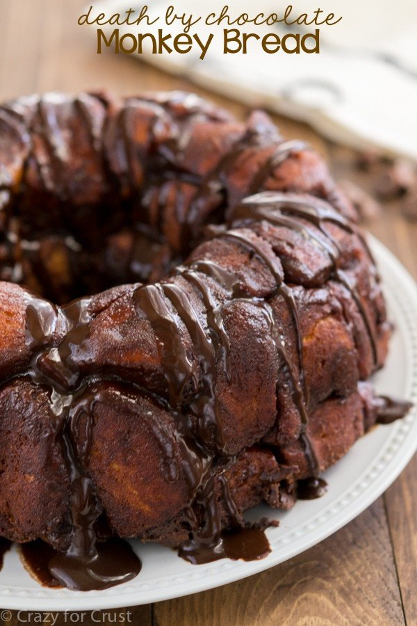 Chocolate Monkey Bread