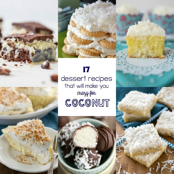 Coconut Recipes FB