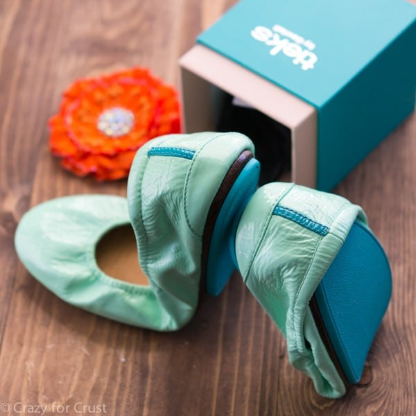 Mint Tieks Review (5 of 7)