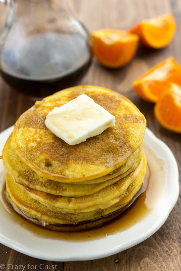 Orange Vanilla Pancakes (4 of 12)