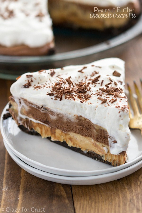 Peanut Butter Chocolate Cream Pie (4 of 13)w