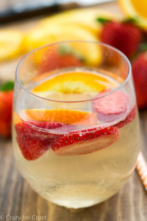 Single Serve Sangria
