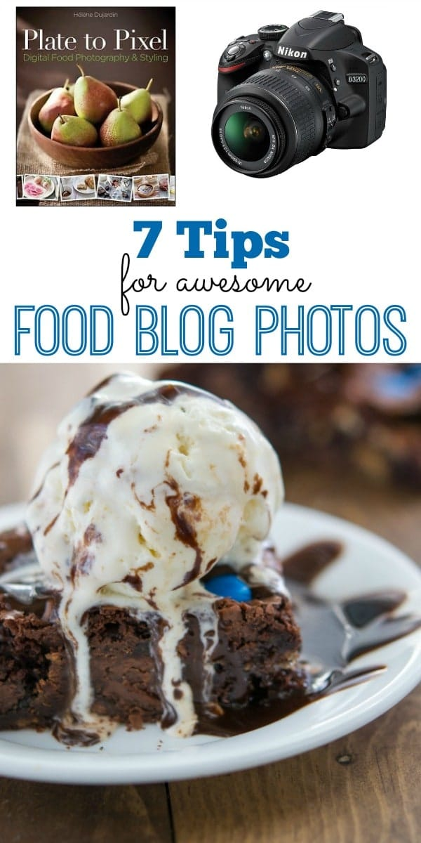7 Tips for awesome food blog photos