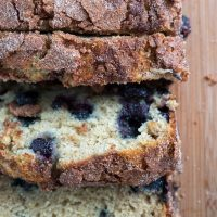 Cinnamon Sugar Blueberry Banana Bread (12 of 12)w