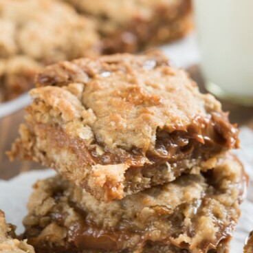 Dulce de Leche Revel Bars