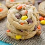 Reese's Pieces Cookies