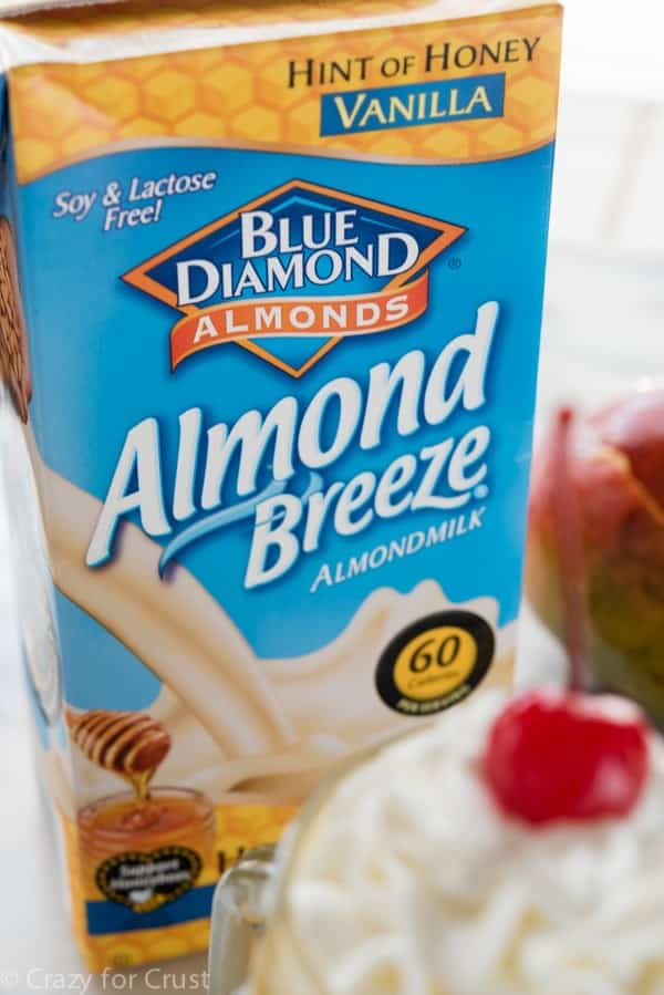 Almond Breeze Hint of Honey Vanilla Almond Milk