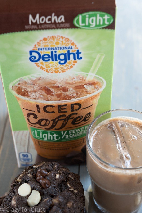 International Delight Iced Coffee Mocha Light