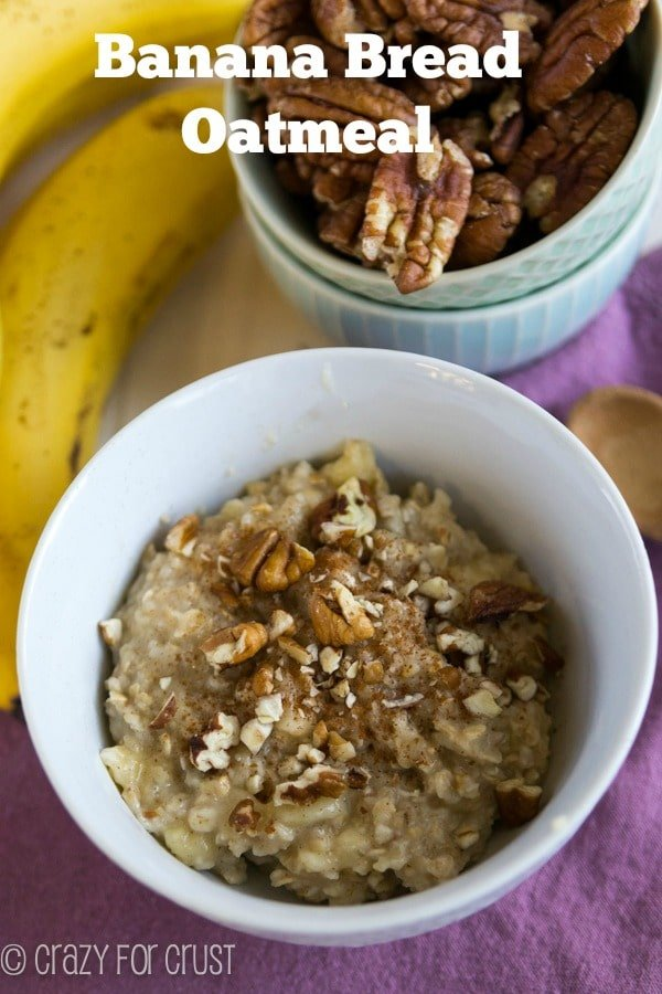 Banana Bread Oatmeal (2 of 3)w